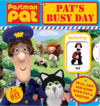 Postman Pat's Busy Day